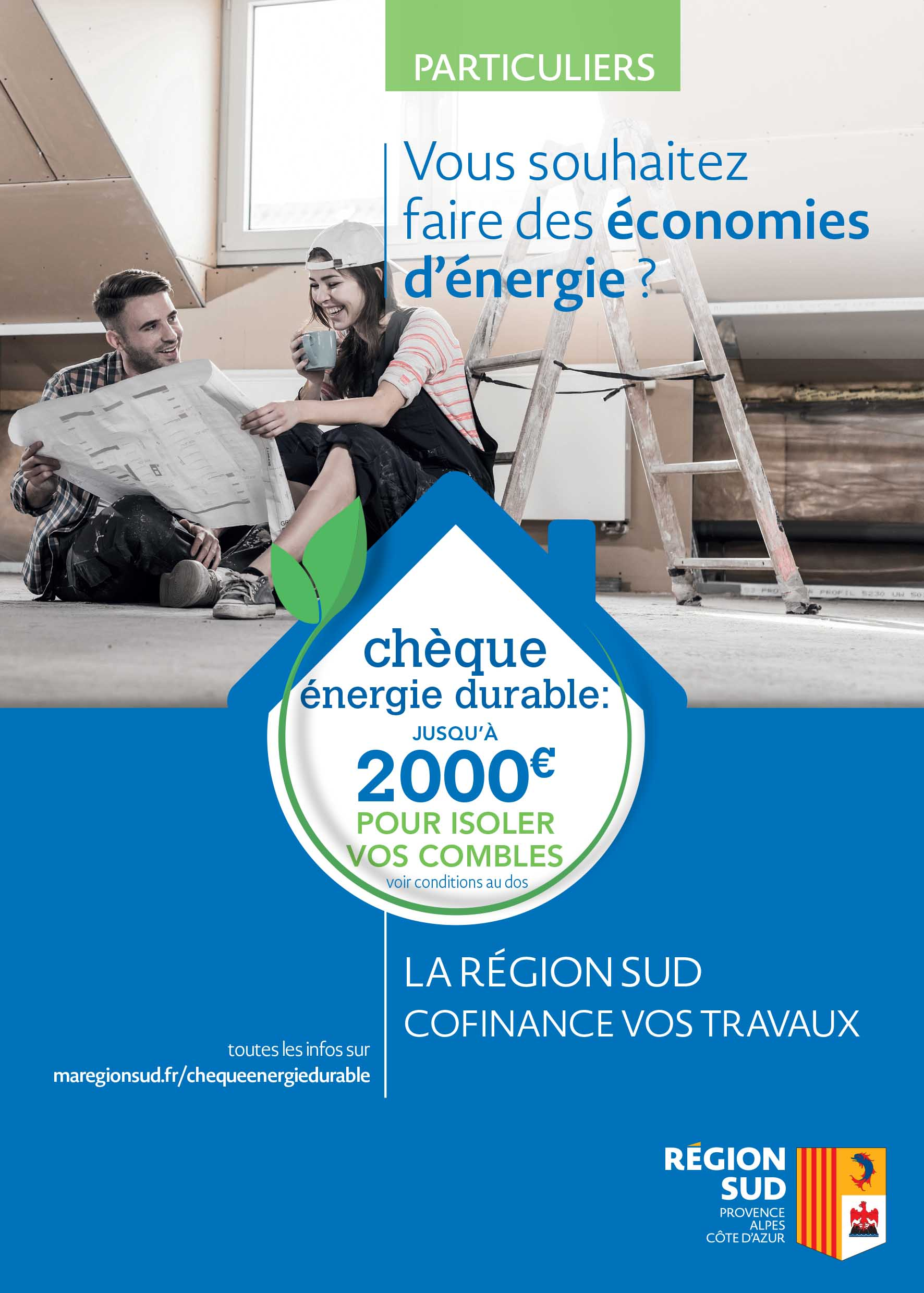flyer cheque energie Particuliers 18 fvrier 1